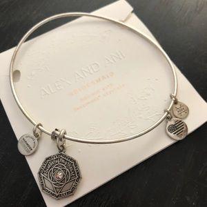 Alex and ani bridesmaid bracelet